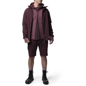 Houdini Daybreak Jacket Herre giddy grape
